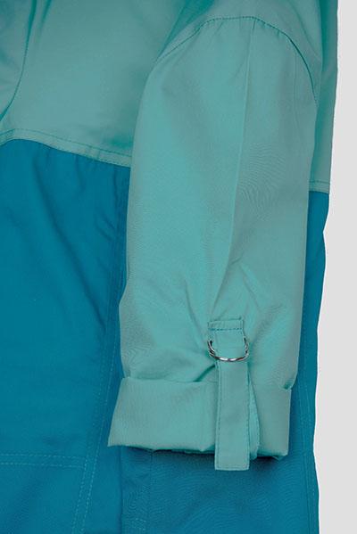 Женский медицинский халат Л-124.5 (распродажа)