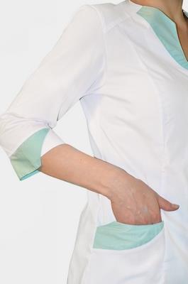 Медицинский костюм купить в Москве недорого К-260 МЯТА