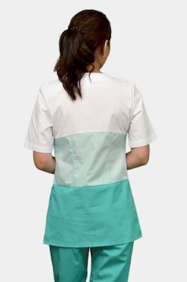 Медицинский костюм купить дешево в Москве в розницу К-281 ЗЕЛЕНЬ
