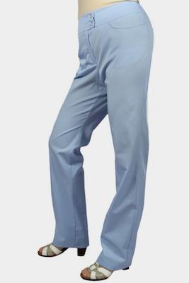 Медицинский костюм голубого цвета К-295 ГОЛУБОЙ