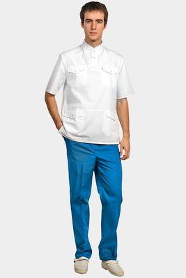 Мужской медицинский костюм R-206