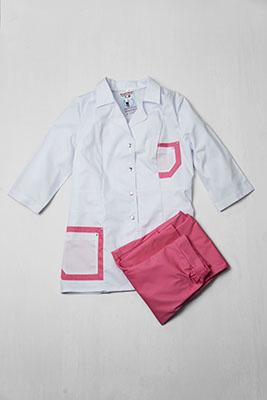 Медицинский костюм К-232.2 из ткани повышенной плотности 50% (распродажа)