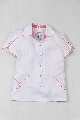 Блуза медицинского костюма, без брюк К-292 (распродажа)