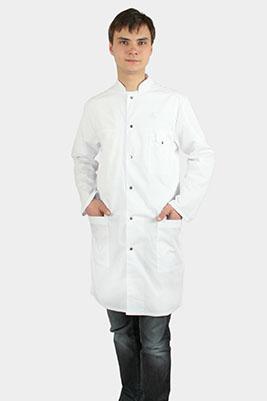 Стильный студенческий медицинский халат Х-290