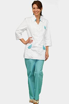 Медицинский костюм новая модель K207