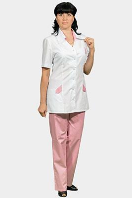 Медицинский костюм женский К-207