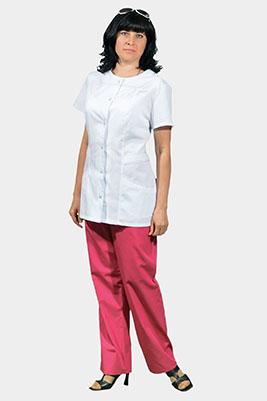 Стильная медицинская одежда К-266