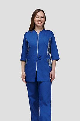 Медицинский костюм с  отделкой К277TS